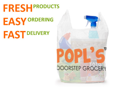Fresh Products, Easy Ordering, Fast Delivery