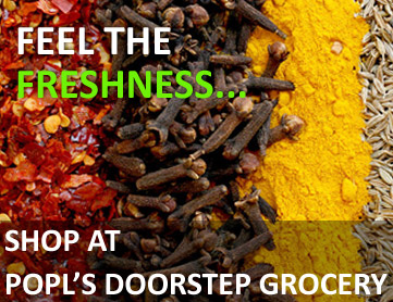 Feel the Freshness of Spices